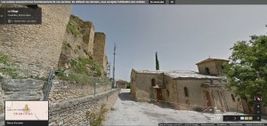 GOOGLE MAP CHABRILLAN 2